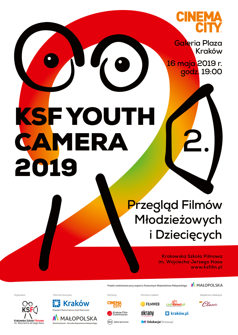 KSF YOUTH CAMERA 2019, Cinema City