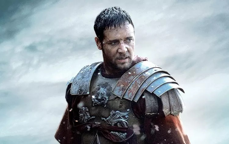 Gladiator, Russel Crowe, rocznica