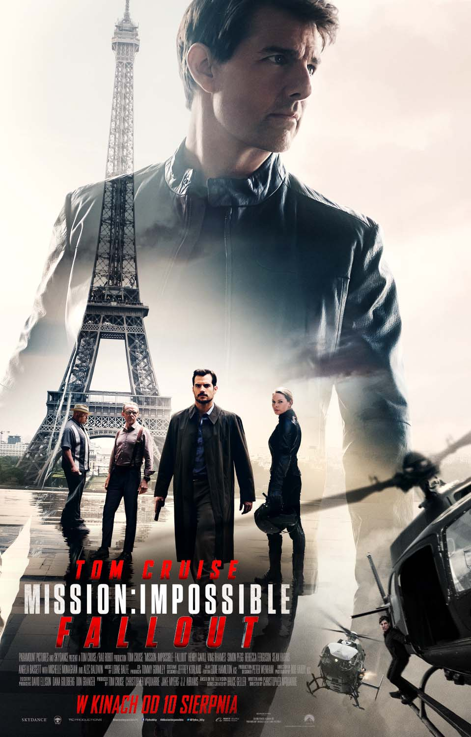 Mission: Impossible – Fallout, Cinema City