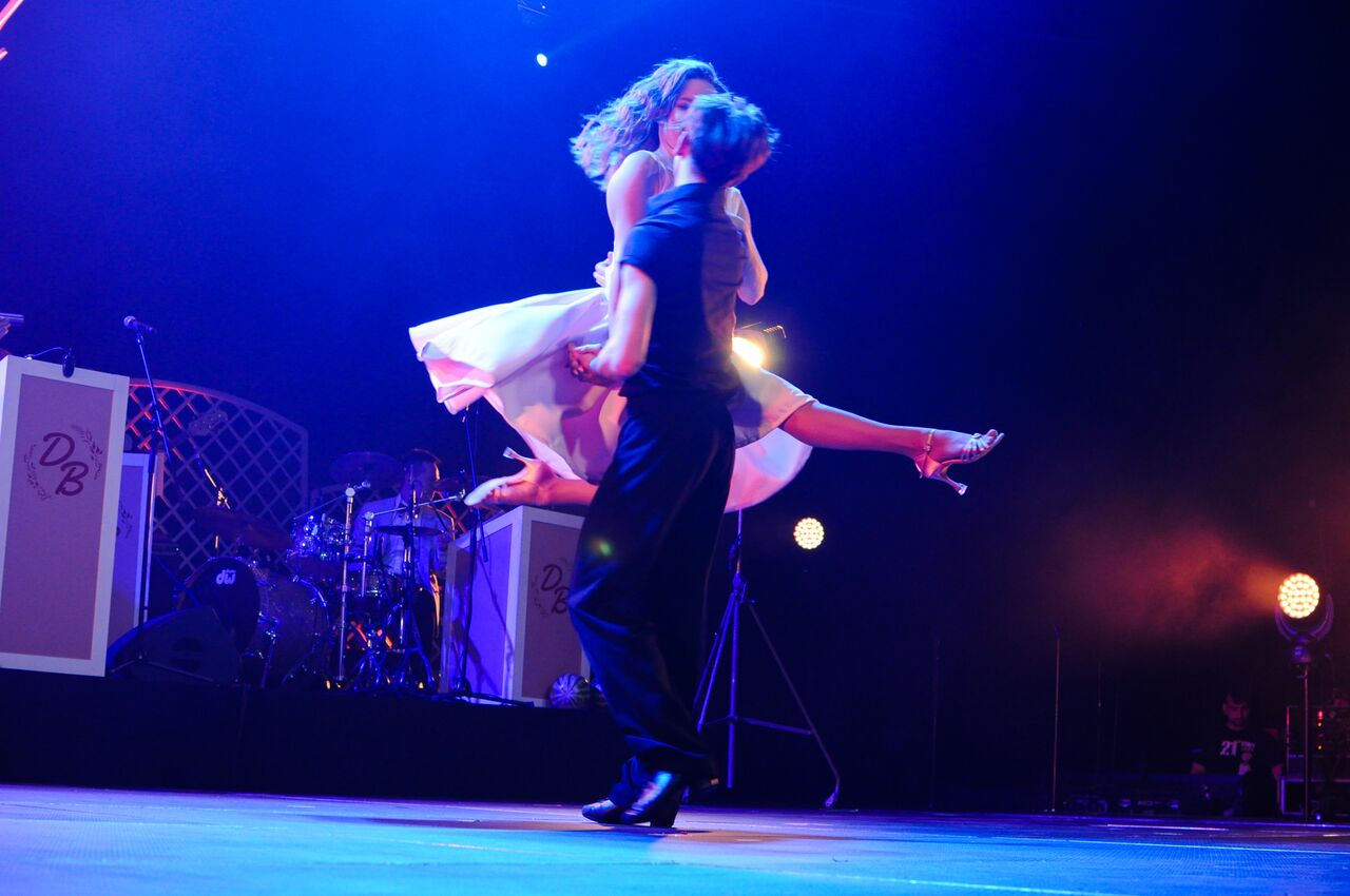 Dirty Dancing Music & Dance Show, Polska